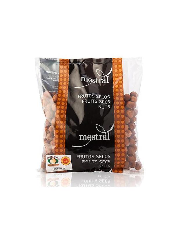 Fruits Secs - Avellana Crua Pell Negr. Mestral 500 gr - Mestral Cambrils