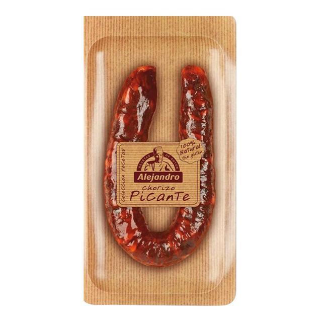 Saucisse - Chorizo de sauceisses épicées de la Rioja Alejandro 250g - Mestral Cambrils