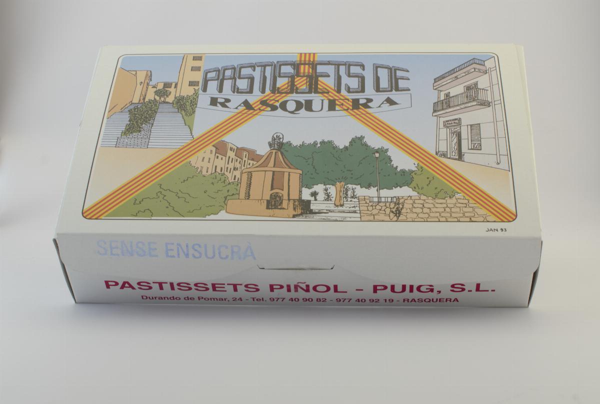 Pastisset Cabell d´Àngel de Rasquera caixa 1 Kg