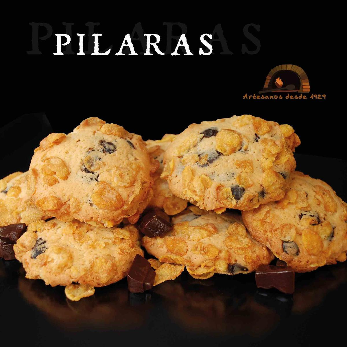Sweets - Butter Cookies Classic Pilaras Sesplugues 250 g - Mestral Cambrils