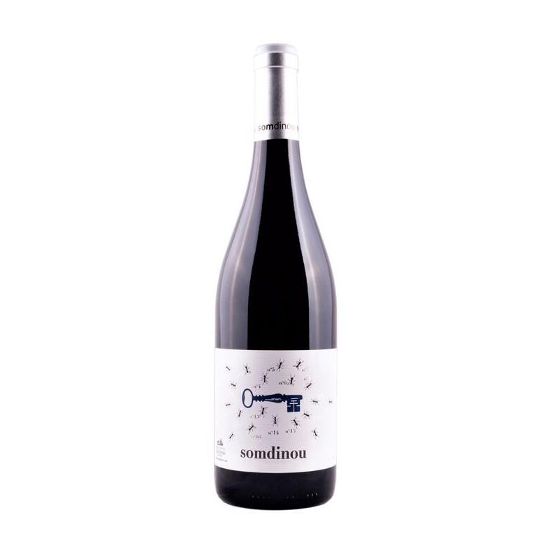 Vi negre Somdinou Celler Gandesa DO Terra Alta 75 cL