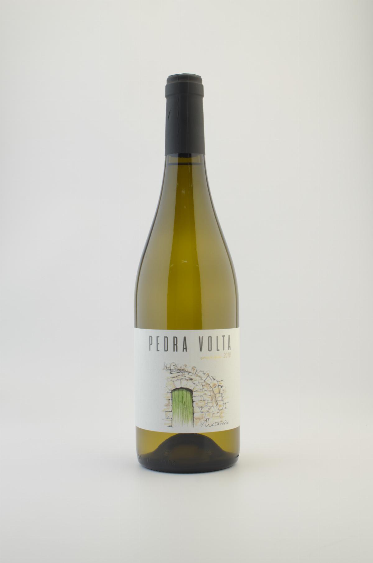 Vinos - Vi Blanc Pedra Volta IGP Bajo Aragon 75 cl. - Mestral Cambrils