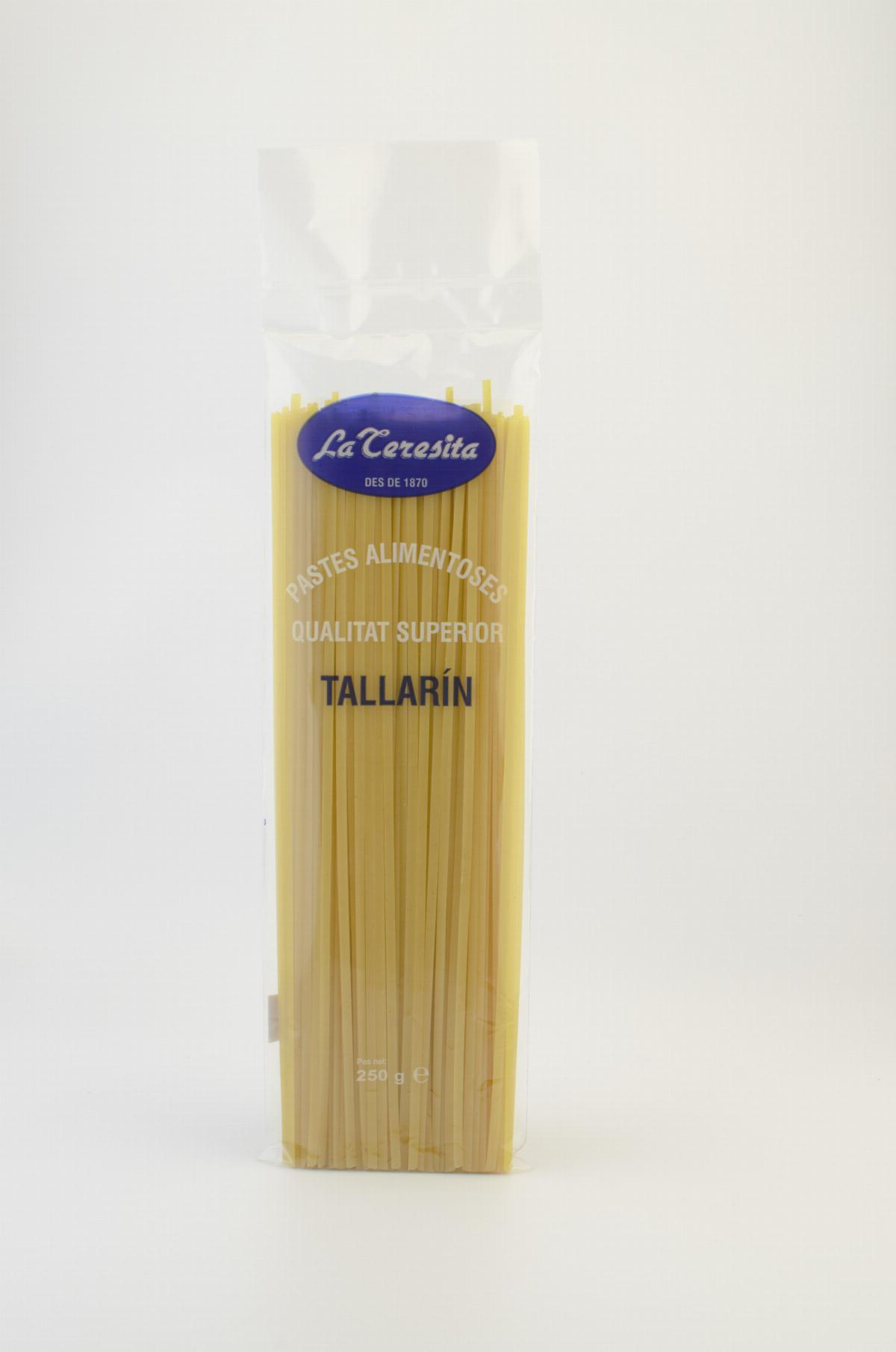 Pasta - Pasta Tradicional Tallarines La Teresita 250g - Mestral Cambrils