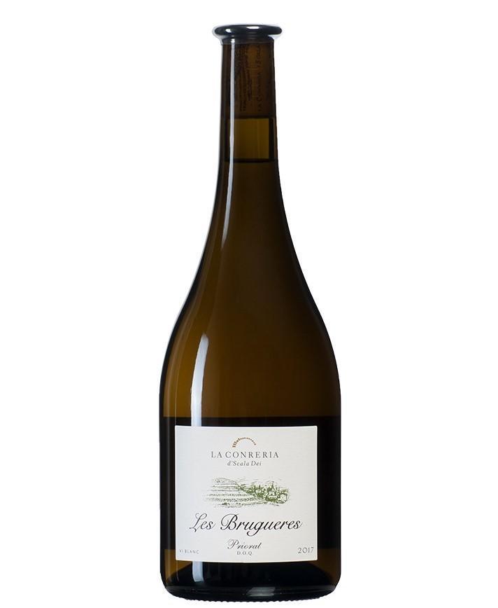 Vi Blanc Les Brugueres La Conreria (2 AMPOLLES)