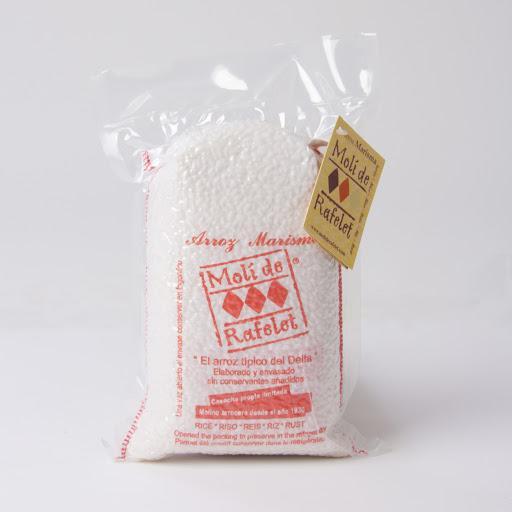 Delta rice - Arrós Molí del Rafelet varietat Marisma 2 kg sac al buit - Mestral Cambrils