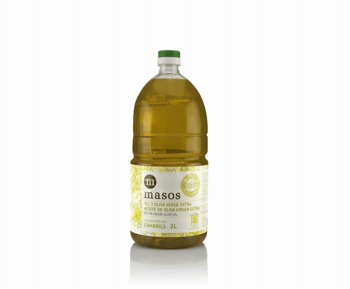 Masos Extra Virgin Olive Oil PET 2L