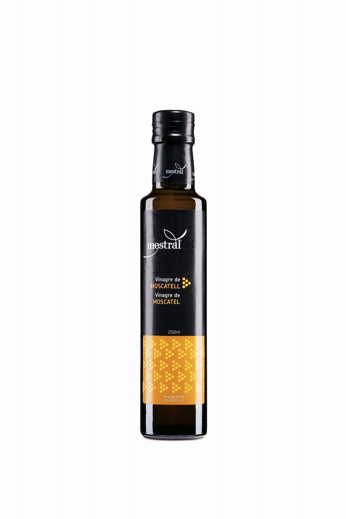 Vinegar - Mestral muscat vinegar bot. 250 ml - Mestral Cambrils