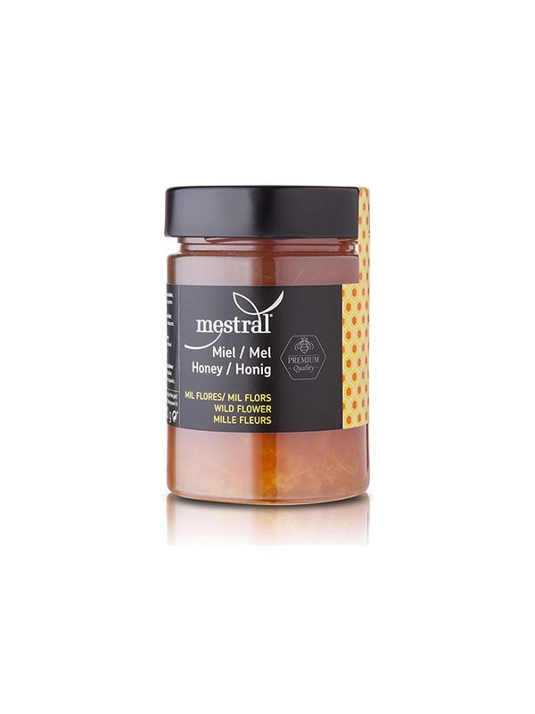 Mestral Wild Flowers Honey 500g
