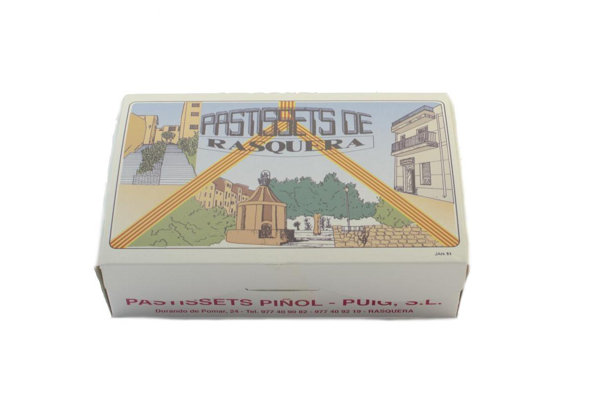 Pâtisserie - Pastisset Cabell d´Àngel de Rasquera 500 grams Pinyol-Puig - Mestral Cambrils