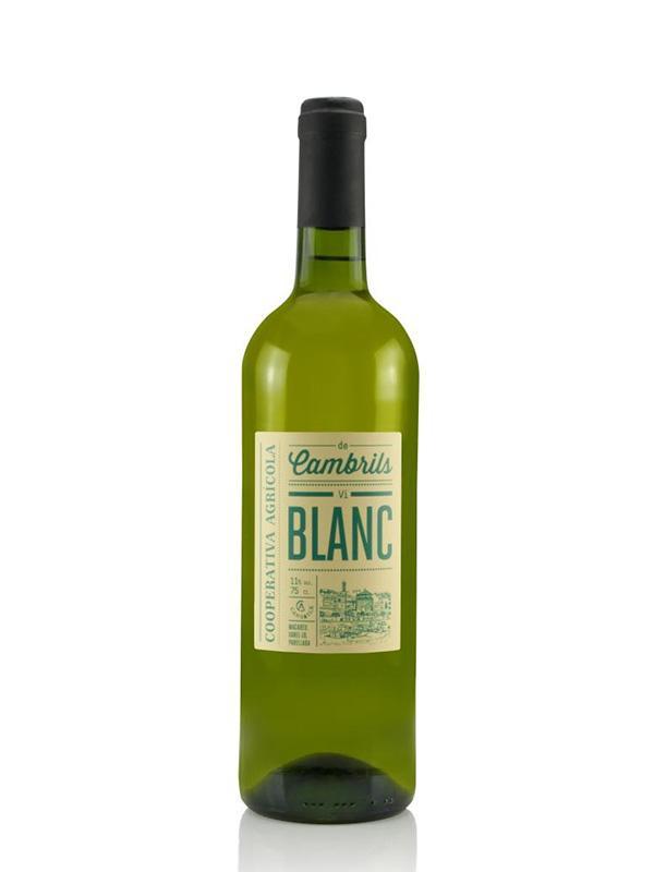 Wines - Vi Blanc Celler Cooperatiu de Cambrils - Mestral Cambrils