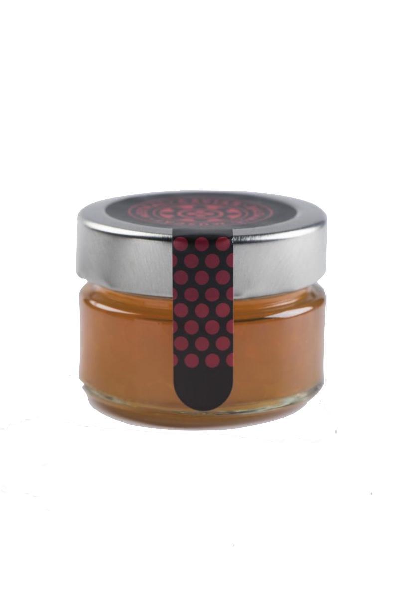 Vinaigre - Esferificacions de Vinagre Balsàmic Moscatel Mestral, pot transparent 60g, EN-ES-CAT - Mestral Cambrils